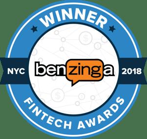 benzinga award ipushpull