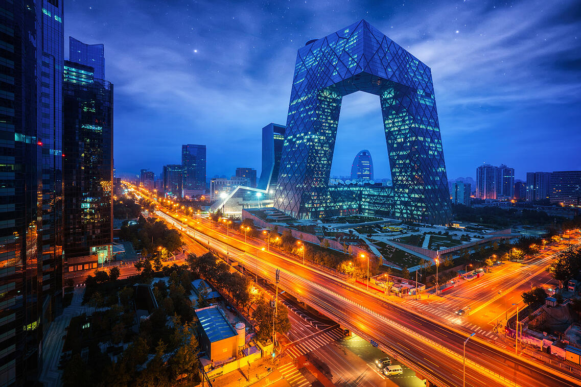 Fintech delegation to CHina