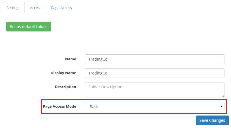page_access_mode_select