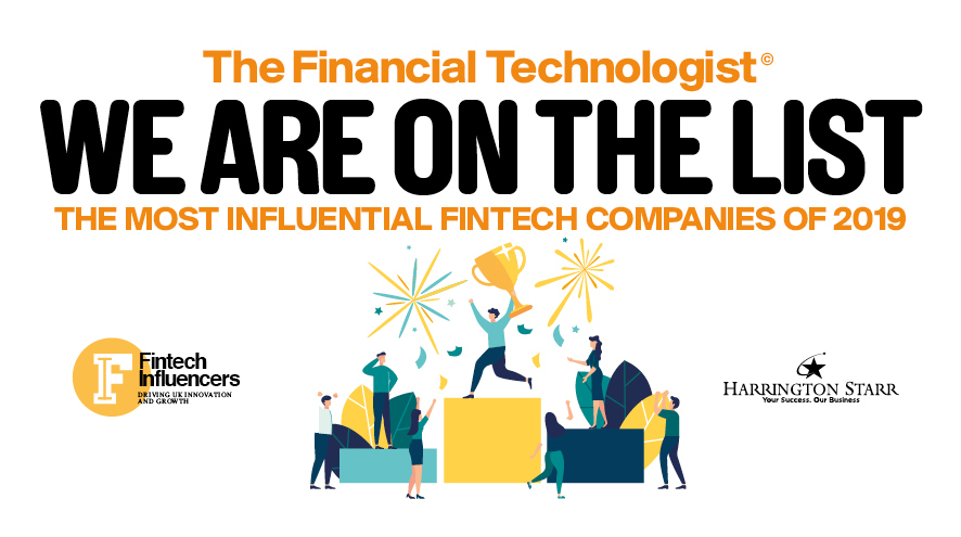 ipushpull named in top '100 FinTech influencers' 2019 for second year running